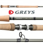 Greys GR50 Double Handed Fly Rod
