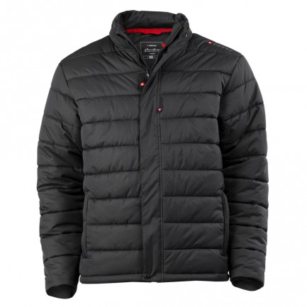 Greys Strata Quilted Jacket Black