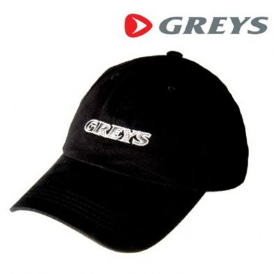 Greys Black Cap
