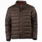 Greys Strata Quilted Jacket Green