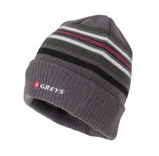 Greys Cotton Beanie – Striped