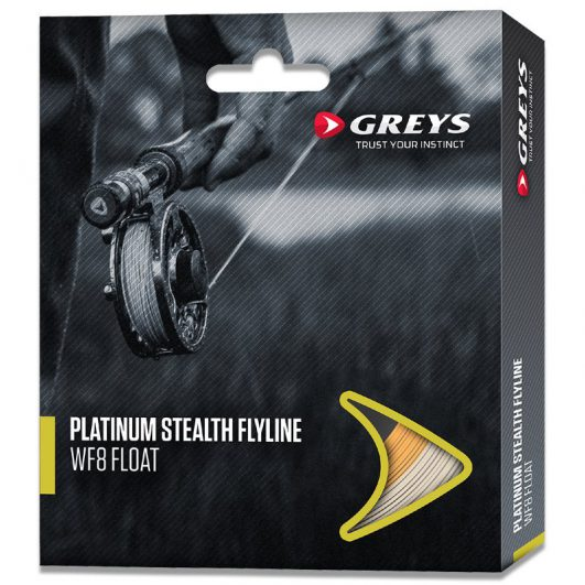 Greys Platinum Stealth Fly Lines – Wakesaver