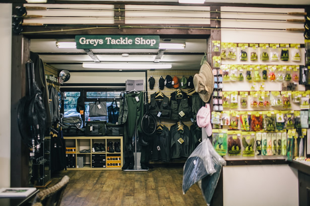 greys fishing products official stockist