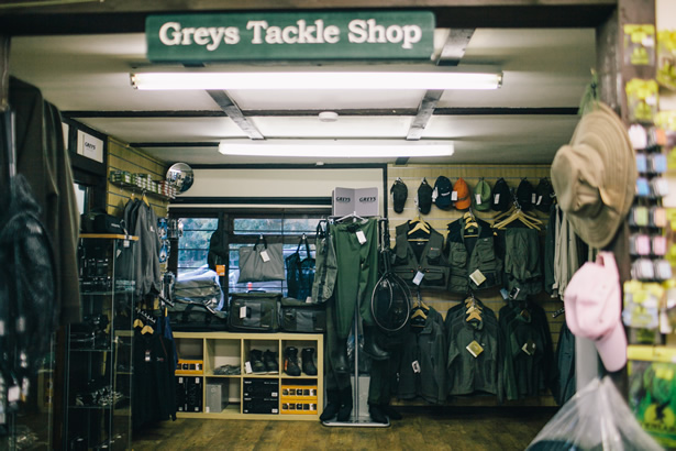 greys fishing clothing & accessories